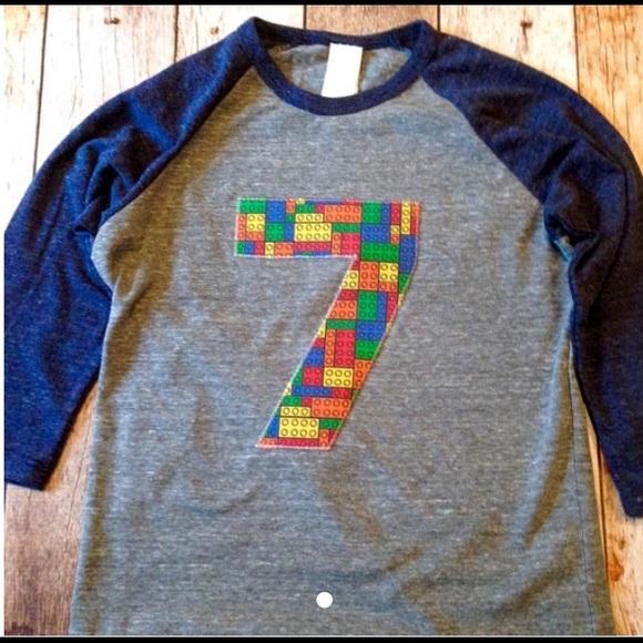7th Birthday Shirt M 5ae62ae23a112ea49037935b